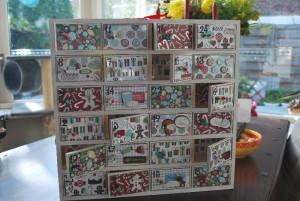 adventkalender hout
