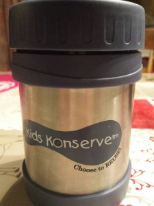 kids conserve thermosbeker