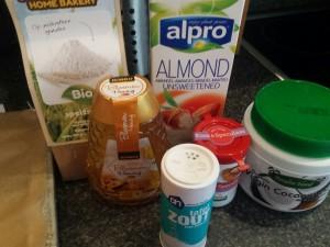 Suikervrije lactosevrije kruidnoten