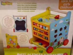 babyspeelgoed educatief