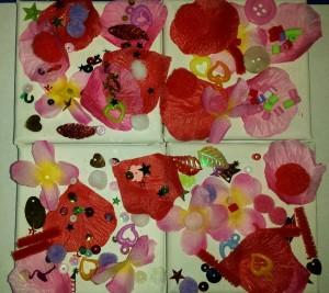 valentijn 3d schilderij