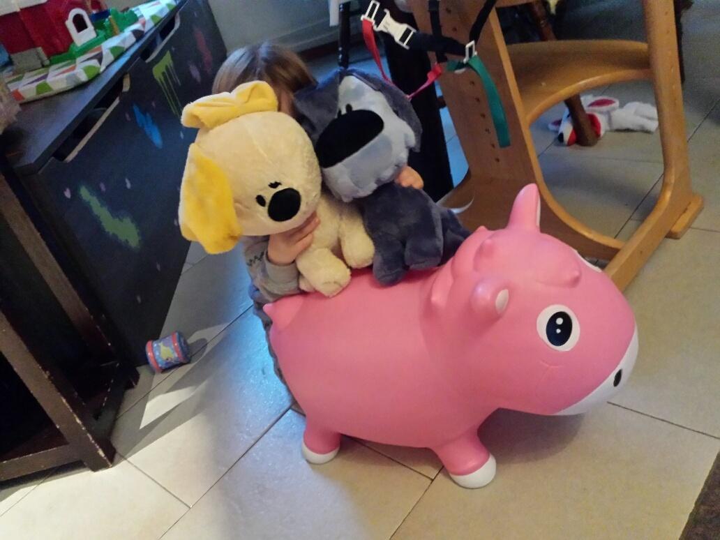 Woezel en Pip en Skippy dieren