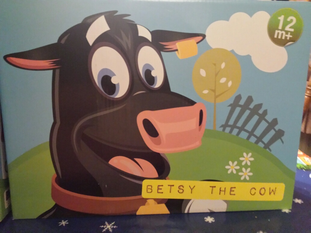 betsy the cow