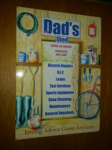 kadotip vaderdag poster