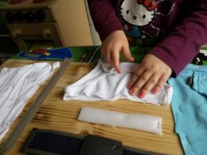 thema kleding oefenbord kleding