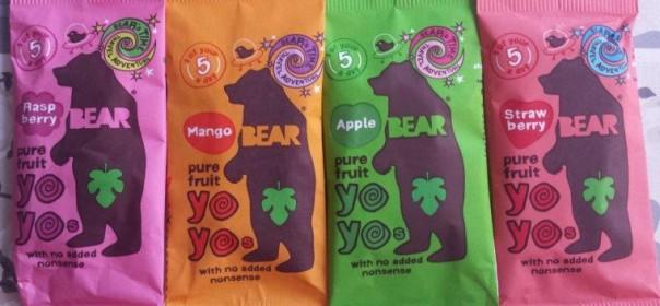 verantwoord snoepen yoyo's bear