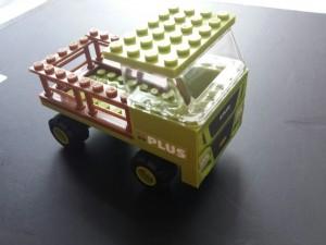truck plusbricks