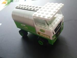 melkwagen plusbricks