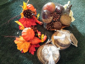 Sinterklaas en Herfst