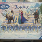 Junior Doolhof Frozen