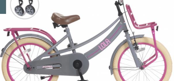 win een 18 inch fiets