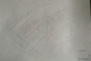 Kindertekeningen Lezen Training Van De Gastouderfabriek