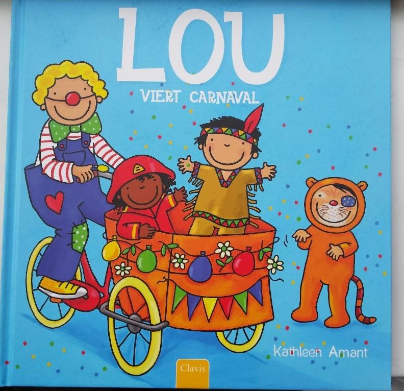 Betere Lou viert Carnaval een prentenboek met diversiteit XQ-35