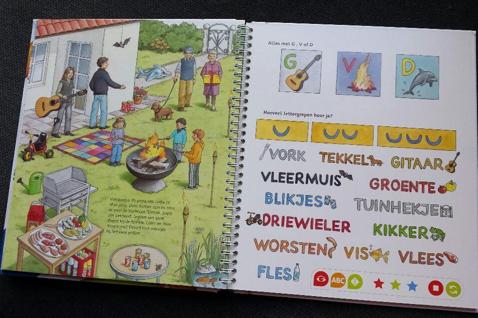 TipToi eerste letters leren