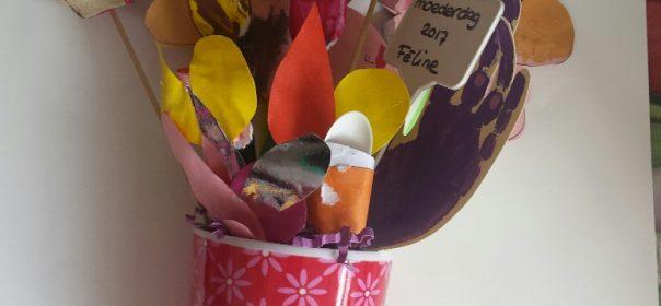 Creatieve Moederdag Cadeaus Door Peuters En Kleuters