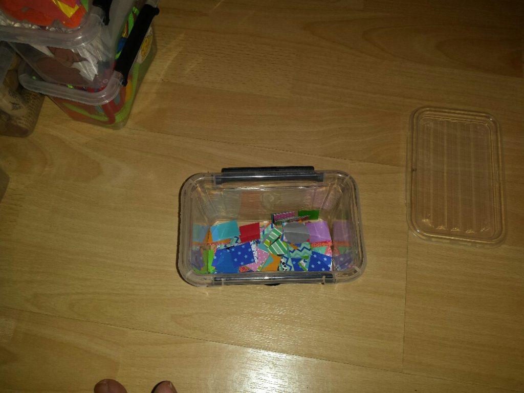 sorteren 10 minuten dozen