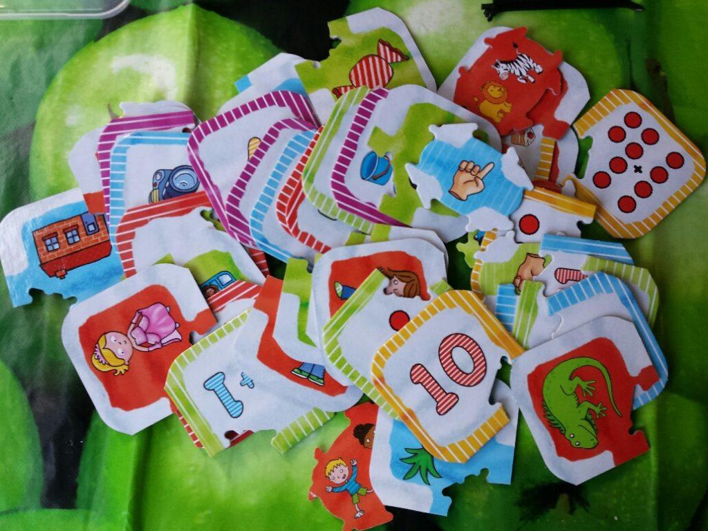 10 minuten dozen rekenen spelletje