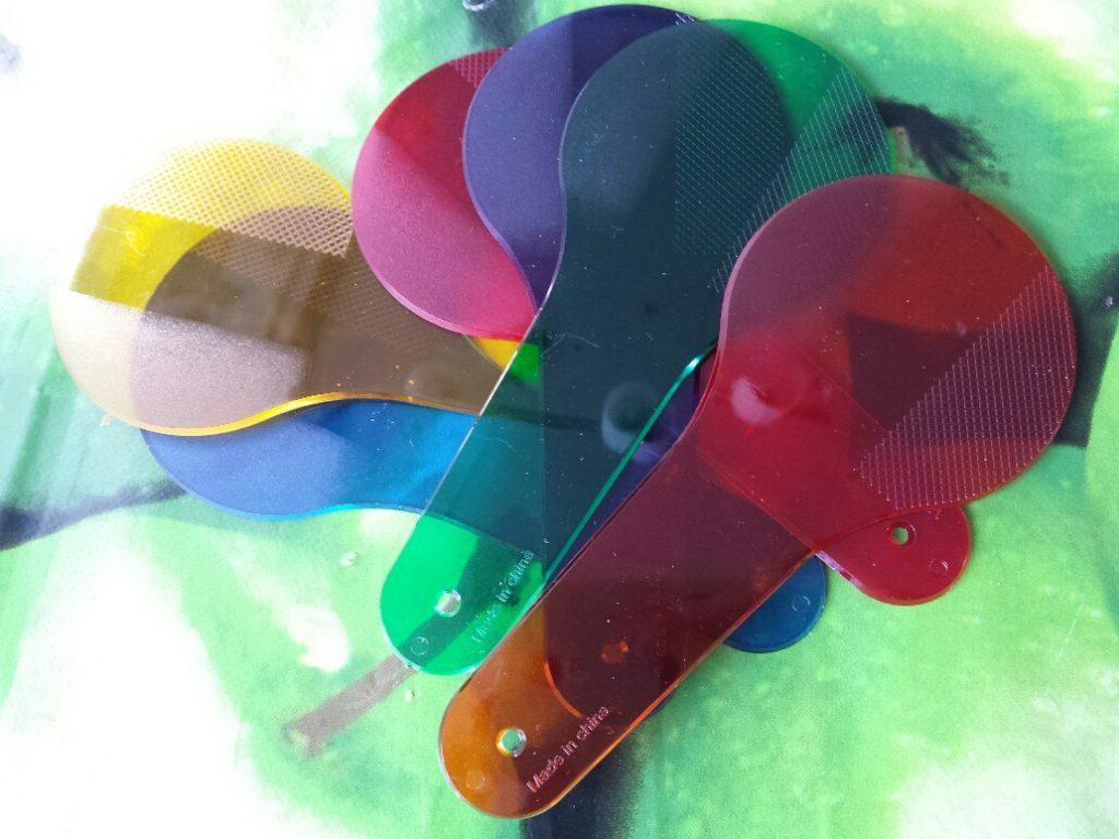 spelen 10 minuten speelgoed kleuren mengen