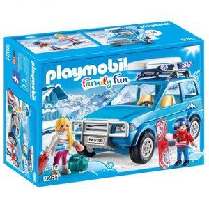 playmobil wintervakantie family fun