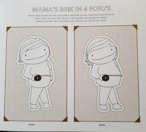 Foto Plak invulboeken Mama Baas