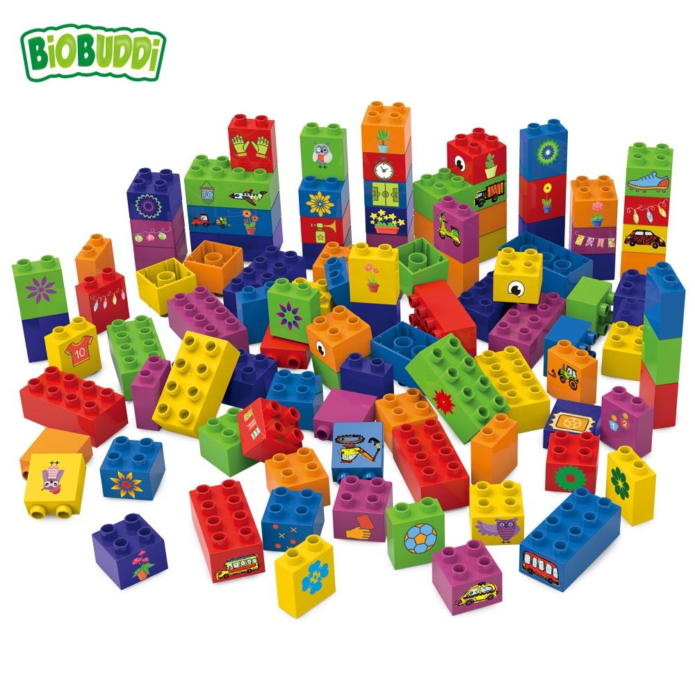 d930f9e766e Ook zijn er basisplaten te koop in alle vrolijke kleuren en kun je grotere  bouwsets kopen van 40, 60 en 100 stukjes om heerlijk mee te gaan bouwen.