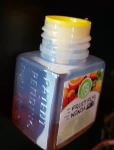 fruitvliegjes vanger fruitflyninja