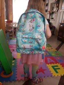 gave schooltassen voor meiden
