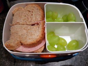 broodtrommel mee naar school