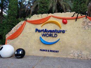PortAventura Park in Halloween sfeer