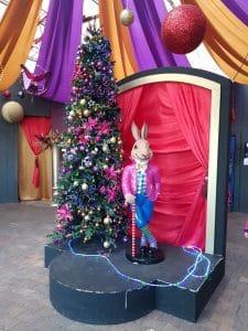 kerstshow bij intratuin pijnacker