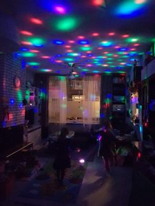 Kidi Lightshow Party