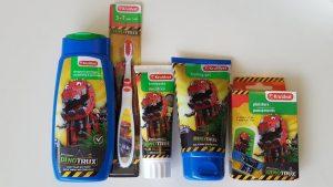 Dinotrux verzorgingsproducten