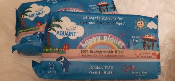 100% biologisch afbreekbare billendoekjes