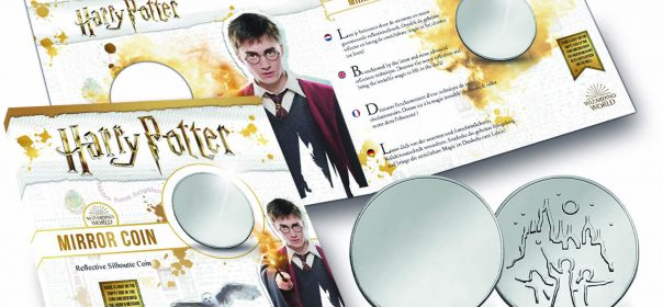Harry Potter Mirror Coin