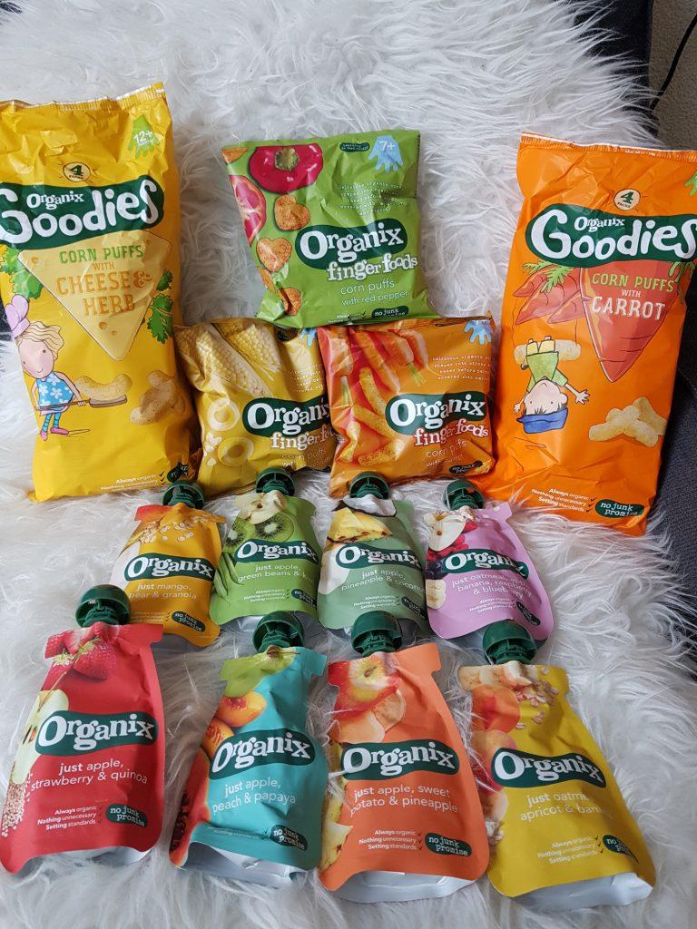 goodies organix