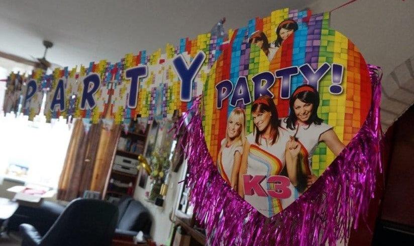 party time met k3