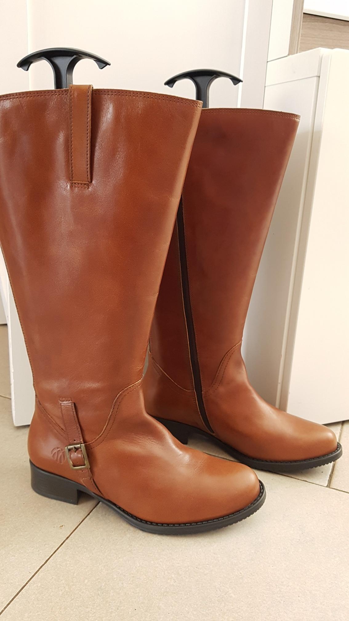 Beste Laarzen met brede schacht voor vrouwen met dikke kuiten VP-71