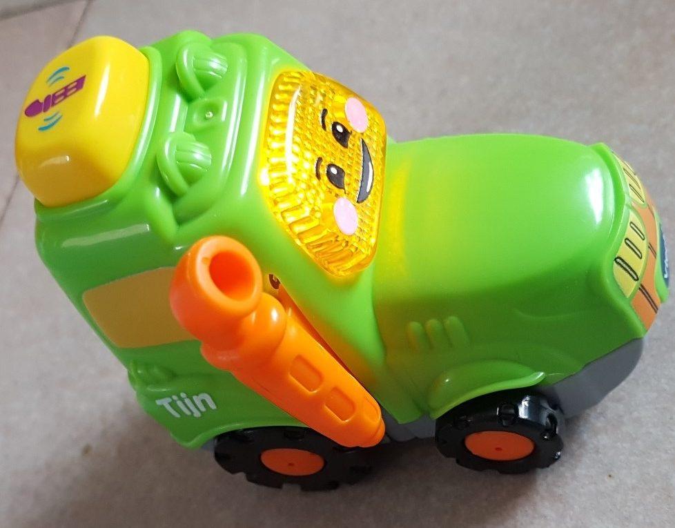 Tijn tractor