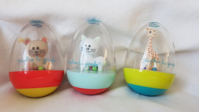 paaseieren zoeken voor baby's