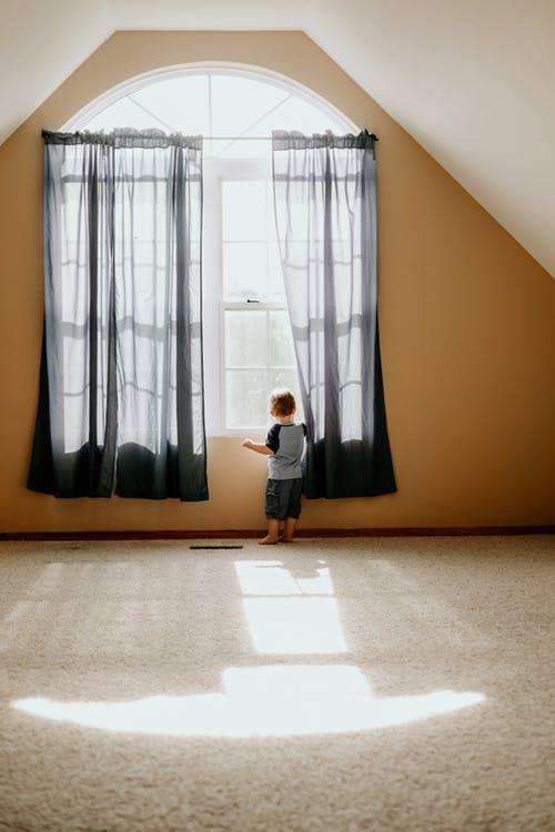 gordijnen voor de kinderkamer