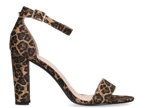 schoenen met dierenprint