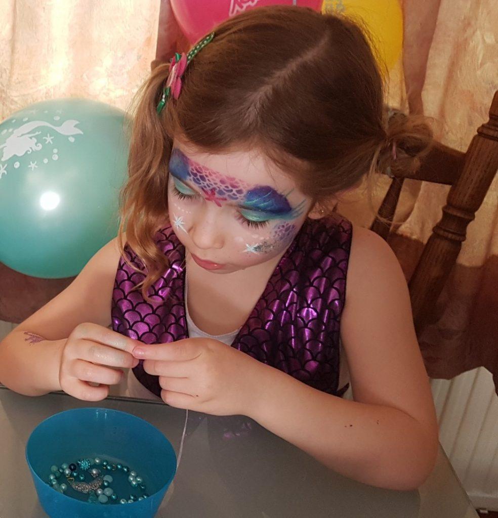 zeemeermin kinderfeestje