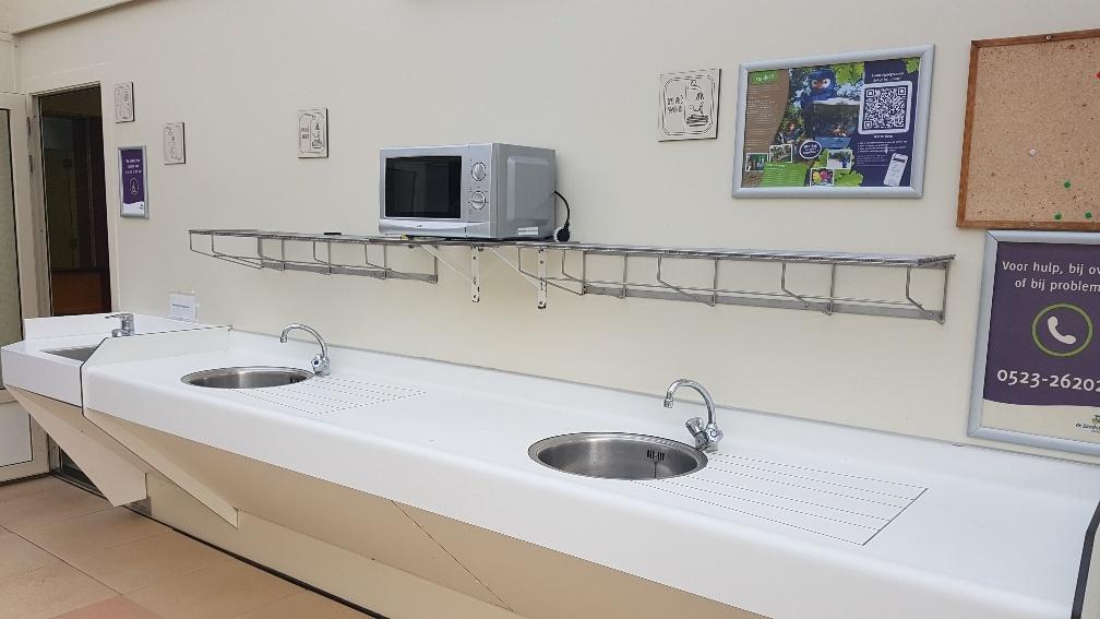 sanitair zandstuve