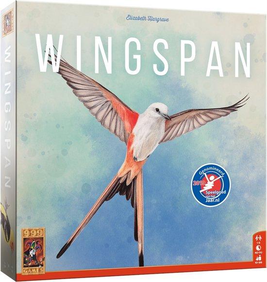 speelgoed van het jaar 2019 wingspan