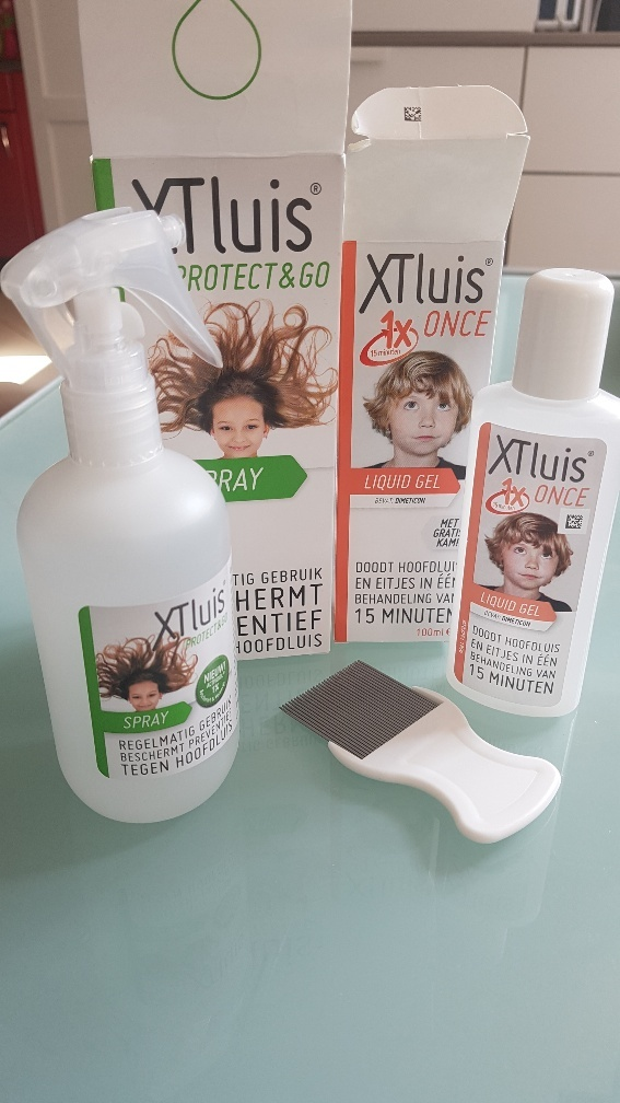 XT luis once gel en protect en go