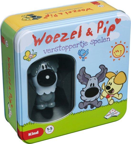 Woezel & Pip verstoppertje spelen, Identity Games cadeau voor sinterklaas
