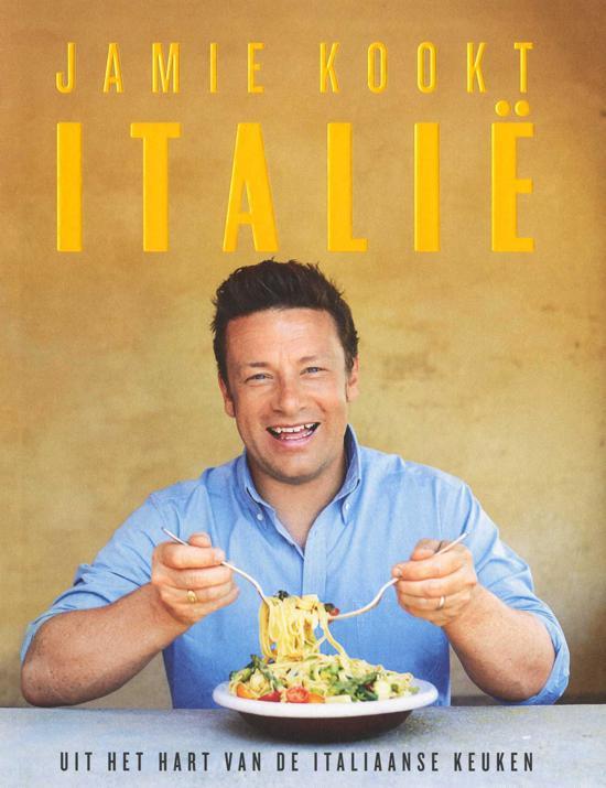 Jamie kookt Italie Amalfi-citroentaart