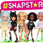 #Snapstar Inlfuencer Fashion poppen groene kamer foto ontwerpen
