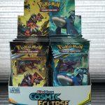 Cosmic Eclipse Pokémon Trading Card Game Sun & Moon