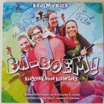 BaBoem muziek voor kleine kinderen Krulmuziek